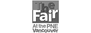 Fair at the PNE logo