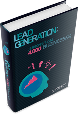 Image of Lead Generation eBook cover